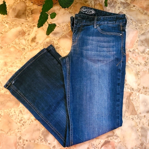 Womans  Express Jeans